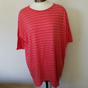 LuLaRoe Tunic XS Hi Low T Shirt